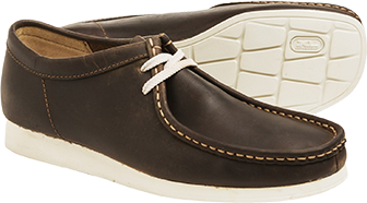 Clark's brand shoes